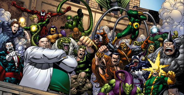 spiderman villains Sinister Six Line up Will Feature Best Six You Can Imagine