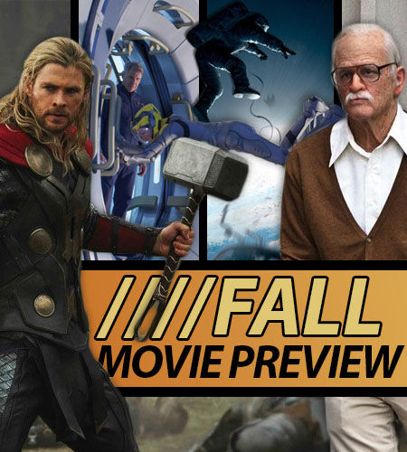 Fall Movie Preview 2013 Trailers Release Dates