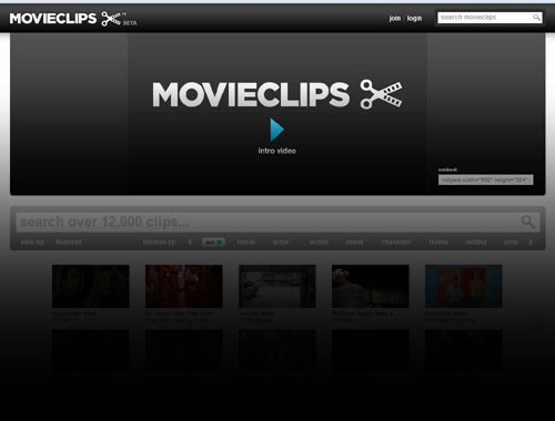 sr movie clips Another Great Movie Resource: MovieClips.Com