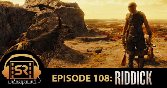 sr underground 108 riddick Riddick   SR Underground Ep. 108