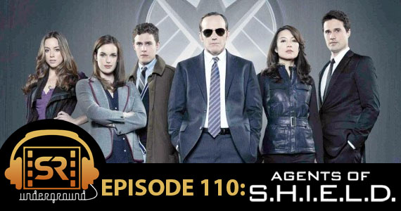 sr underground 110 agents of shield Agents of SHIELD   SR Underground Ep. 110