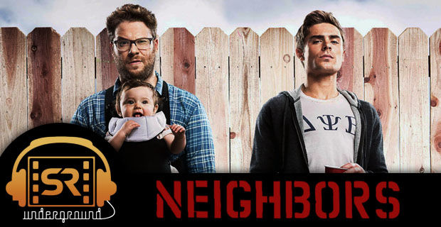 sr underground 143 neighbors Neighbors & Gotham Trailer – SR Underground Ep. 143