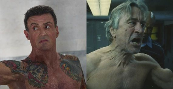 stallone de niro grudge match Sylvester Stallone & Robert De Niro Confirmed for Grudge Match
