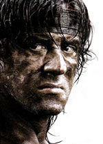 stallone rambo Stallone To Do Another Rambo?