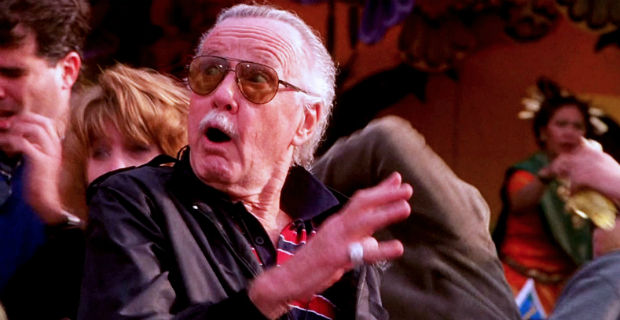 stan lee new superhero movie Stan Lee to Appear on Agents of S.H.I.E.L.D.; Clark Gregg Wants Ant Man to Guest Star