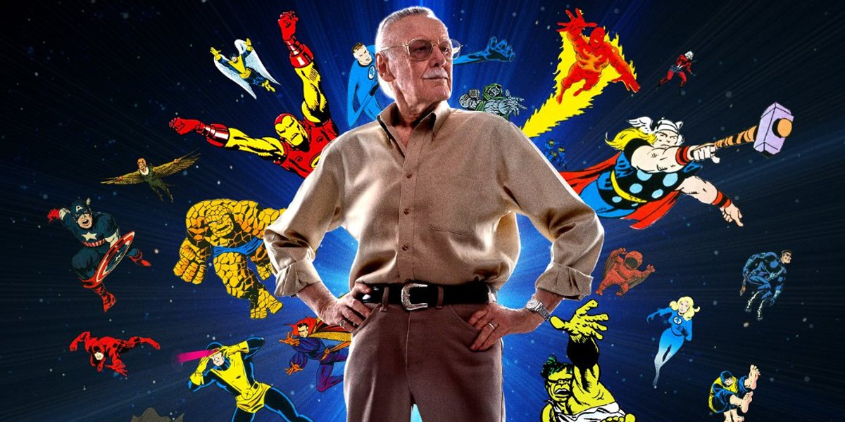Stan Lee and Marvel comics