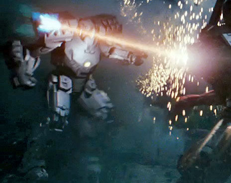 stane armor Iron Man 2 Secrets Revealed