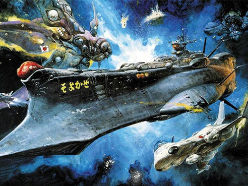 star blazers header2 Star Blazers Teaser: Japanese Anime to Live Action Film