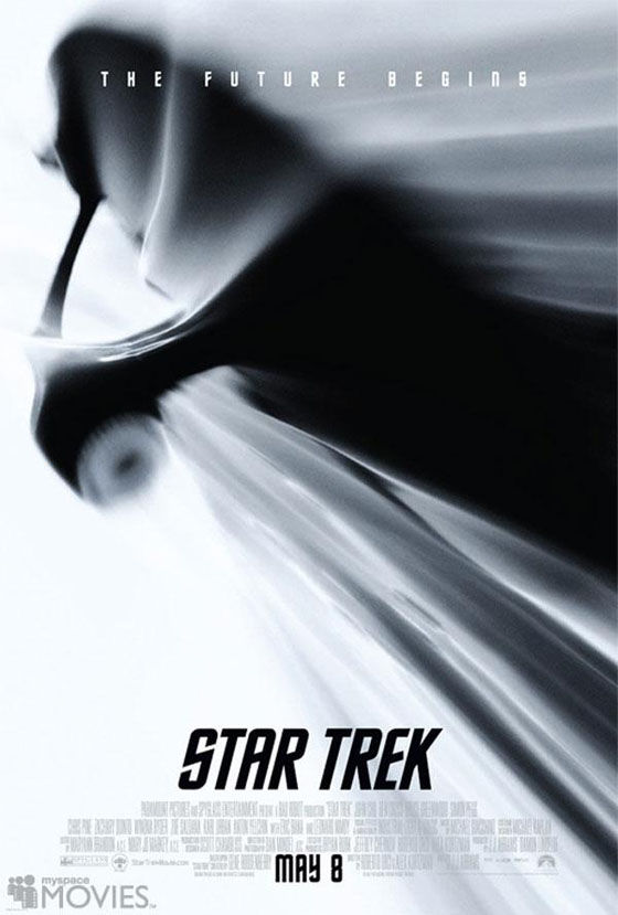 star trek painting New Stylish Star Trek Poster Looks Awesome