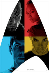 star trek poster4 New Star Trek Clips: Meet Dr. McCoy