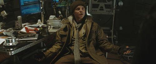 Simon Pegg as Scotty in Star Trek