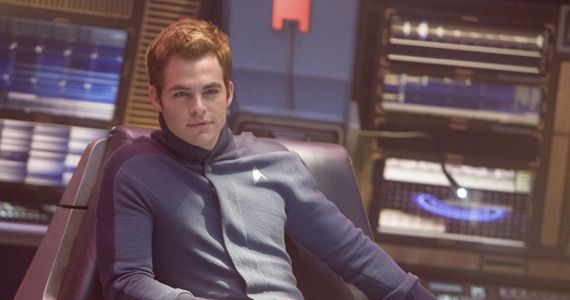 star trek sequel chris pine Chris Pine Talks Star Trek 2 & IMAX; Alex Kurtzman Teases the Sequels Villain