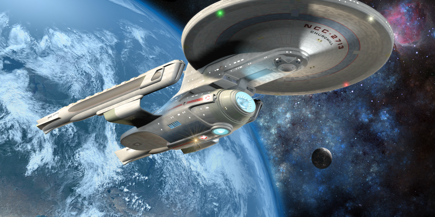 Bryan Fuller's Star Trek TV Series Begins Shooting This Fall