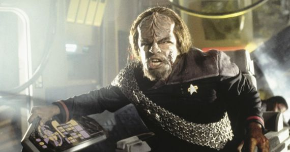 star trek worf tv show Michael Dorn Confirms Hes Working on a Star Trek: Captain Worf TV Series