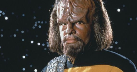 star trek worf Michael Dorn Confirms Hes Working on a Star Trek: Captain Worf TV Series