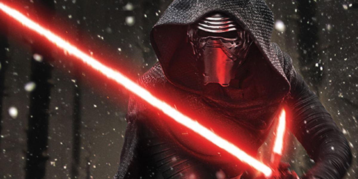 Star Wars The Force Awakens Villain Belongs To The