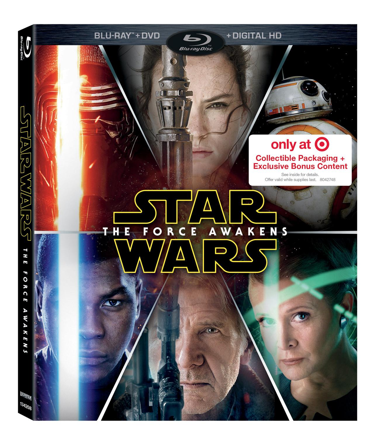 Star Wars 7 Blu Ray Release