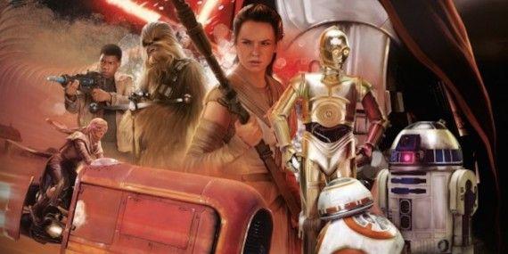 Star wars 7 release date in Australia