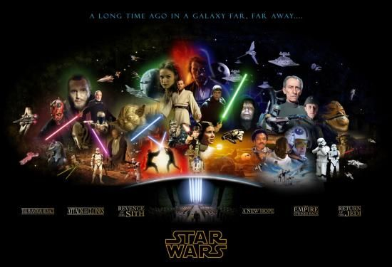 star wars picture New Star Wars Trilogy Coming in 3D?