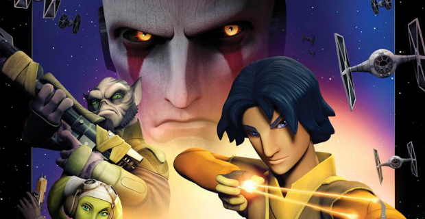 Star Wars Rebels TV show, UK air date, UK TV premiere date