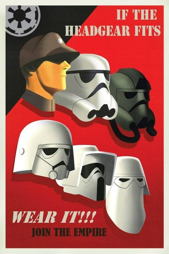 star wars rebels propaganda poster 570x855 Star Wars Rebels Propaganda Poster