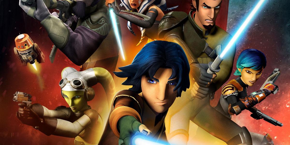 Star Wars Rebels Season 2: Sarah Michelle Gellar's ...