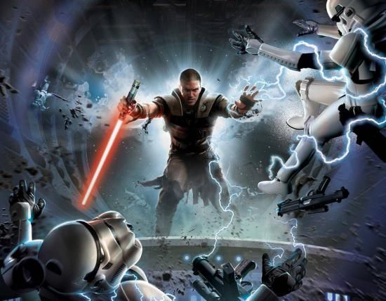 star wars the force unleashed starkiller push artwork big New Star Wars Trilogy Coming in 3D?