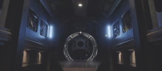 stargate universe finale gate room Stargate Universe Series Finale Review & Discussion