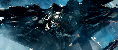 starscream leads the decepticons Transformers 2: The Complete Character Guide