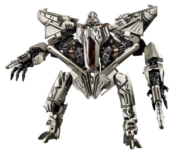 starscream  robot  Nearly Every Transformers 2 Robot Revealed!