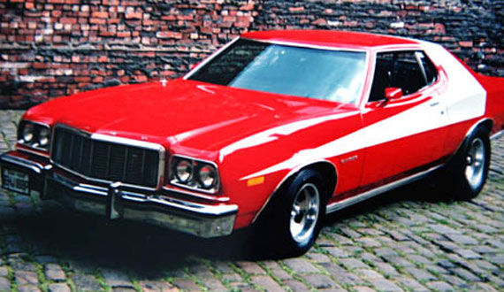 starsky and hutch 25 Most Iconic Cars From TV & Movies