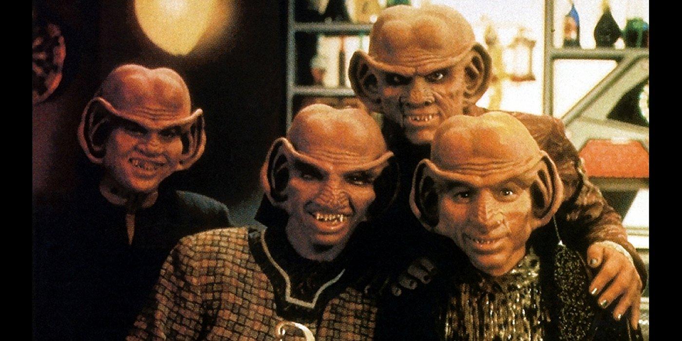 Star Trek Rassen