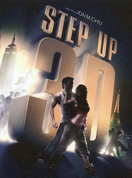 step up 3d poster Screen Rants 2010 Summer Movie Preview