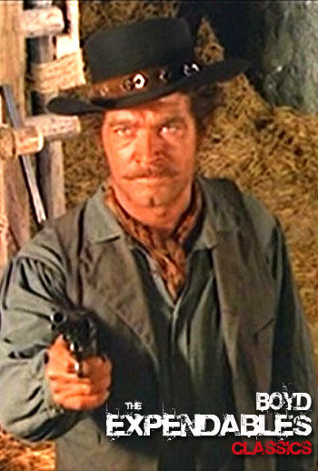 The Expendables Classic Members Edition - Stephen Boyd