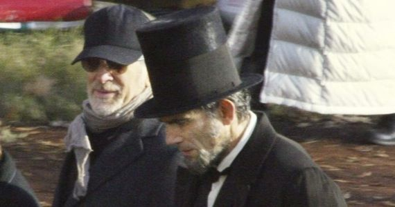 steve spielberg lincoln release date Steven Spielberg Discusses Lincoln; First Official Look at Daniel Day Lewis