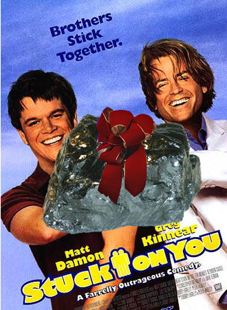 stuck on you Best & Worst Christmas Movie Releases of the Past 10 Years