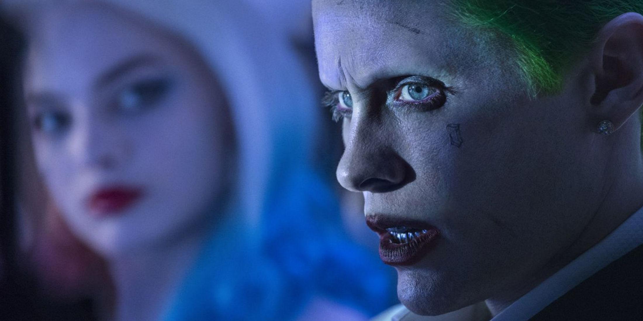 Harley Quinn dan Joker di Suicide Squad.