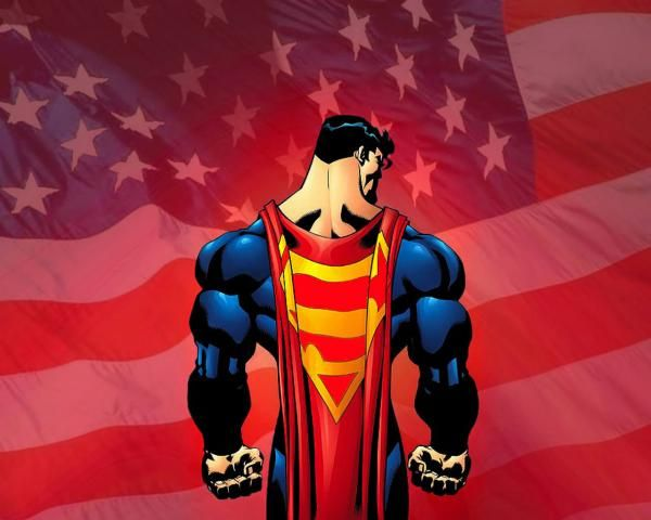 superman and american flag What Should Warner Bros. Do About Superman?