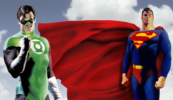 superman and green lantern The Future of Superman & Who Might Be Involved