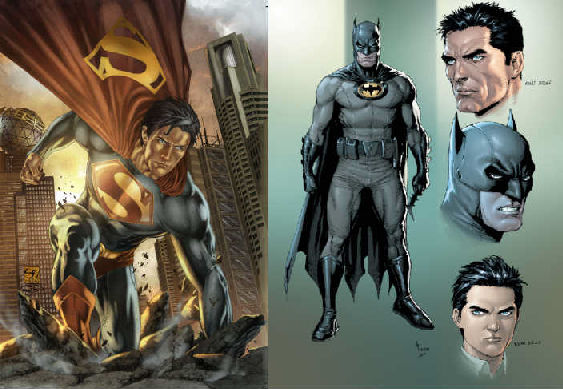 superman batman earth one DC Universe Reboot & The Future of DC Comics Movies