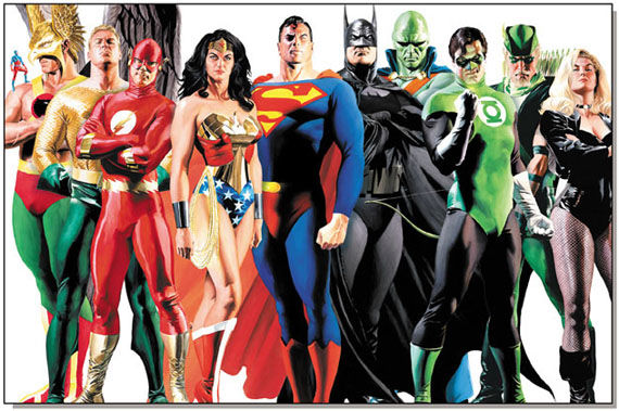 superman justice league Justice League Announcement at Comic Con?