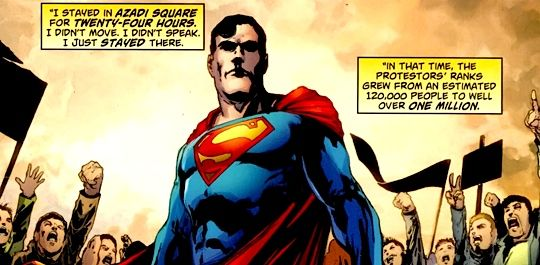 superman renounces citizenship 2 Did Superman REALLY Renounce His American Citizenship?