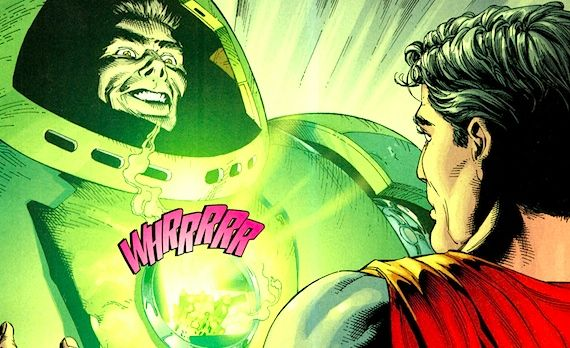 superman versus metallo in secret origin Rumor Patrol: Superman: Man of Steel Villains are General Lane & Metallo