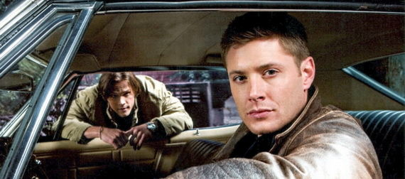 supernatural 00 TV News & Notes: Fringe, True Blood, Alien Nation & More