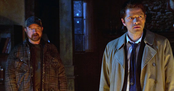 supernatural castiel bobby return Supernatural Season 7: Bobby & Castiels Return Revealed