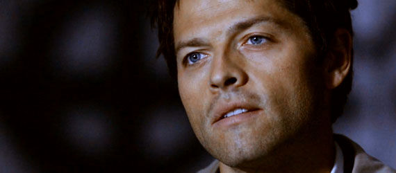 supernatural castiel1 Supernatural Season 8 Finale Airs May 15; Castiel Gets Larger Season 9 Role