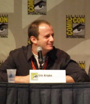 supernatural eric kripke Supernatural 2009 Comic Con Panel