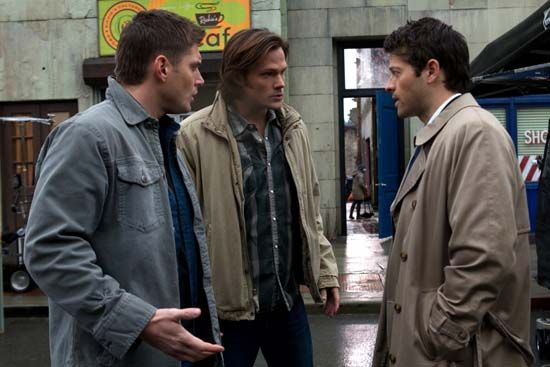 supernatural french mistake 3 Sam, Dean & Castiel   The French Mistake