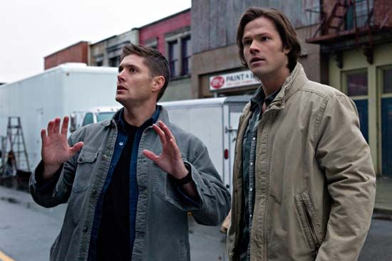 supernatural french mistake 8 Sam & Dean on Supernatural   The French Mistake