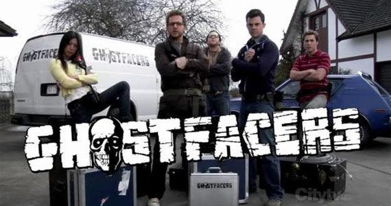 supernatural ghostfacers Supernatural Spawns Ghostfacers Web Series